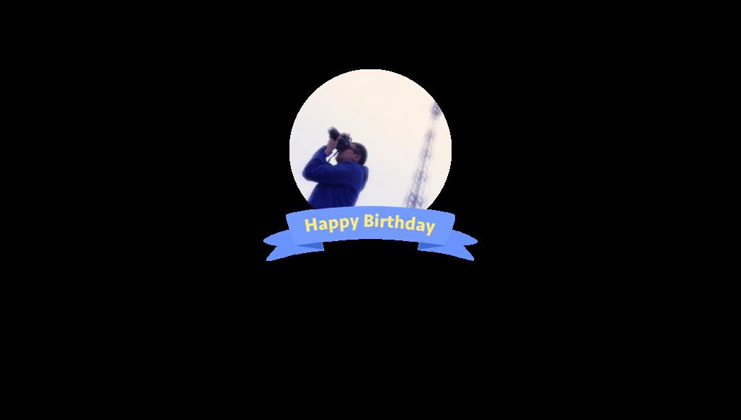 今天是我的生日12月29日,来祝福我吧