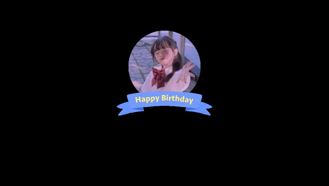 生日祝福�y.{���(nZ_今天是我的生日07月28日,来祝福我吧